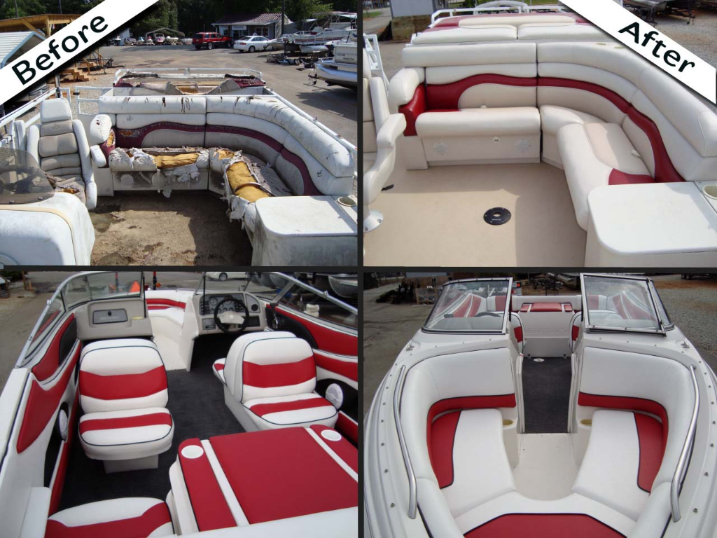 Boat restoration services jackson ga halls bridge marine sales and boat restoration for How to restore a boat interior